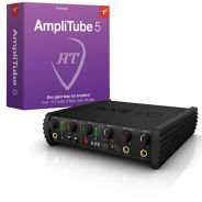 IK Multimedia AXE I/O SOLO + AmpliTube 5