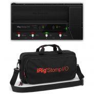 IK Multimedia iRig Stomp I/O con Borsa