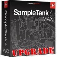 IK Multimedia SampleTank 4 Max Upgrade - Aggiornamento Campionatore Virtuale per MAC e PC