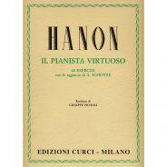 Edizioni Curci C. L. Hanon Il Pianista Virtuoso