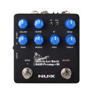 0 NUX NBP-5 - Bass Preamp + DI Stompbox A Pedale