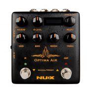 0 NUX NAI-5 OPTIMA AIR - Simulatore Acustico Con IR E FX