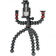 Joby Kit Gorillapod Mobile Rig Treppiede con Supporto per Smartphone Nero