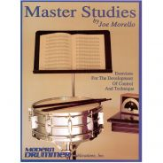 Modern Drummer Publications Joe Morello Master Studies