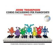 Willis Music John Thompson's Corso Facilissimo per Pianoforte 1