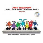 Willis Music John Thompson's Corso Facilissimo per Pianoforte 1