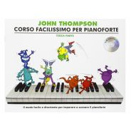 Willis Music John Thompson's Corso Facilissimo per Pianoforte 2