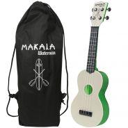 Kala MK-SWT/GN Ukulele Soprano Waterman Lucido Verde