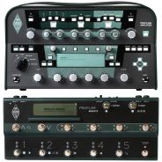 Kemper Profiler Power Head Black + Remote Foot Controller - Testata per Elettrica 600W