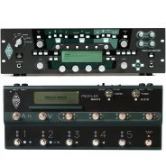 Kemper Profiling Amplifier Power Rack + Remote Foot Controller - Testata per Elettrica a Rack 600W