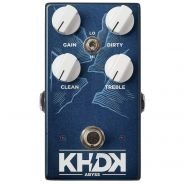 Pedale per Basso KHDK Abyss Bass Overdrive