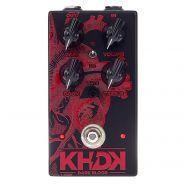 Pedale Distorsore KHDK Dark Blood Kirk Hammett Signature