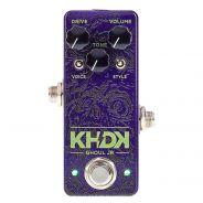 Mini Overdrive per Chitarra KHDK Ghoul JR Kirk Hammett Signature