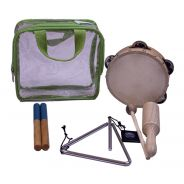 Domus KD02 - Kit di Percussioni per Studenti