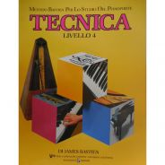 KJOS Bastien, James - TECNICA - Livello 4