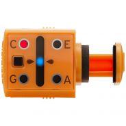Korg MiniPitch Arancione - Accordatore per Ukulele