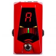 Korg Pitchblack Advance PB-AD Rosso - Accordatore a Pedale