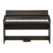 KORG G1 AIR BROWN - Pianoforte Digitale Marrone