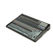 0 SOUNDSATION - Mixer Professionale a 20 canali di alta qualità con processore effetti Ambient Pro® e scheda audio USB I/O