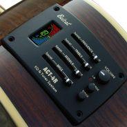 0 BELCAT - Preamp per chitarra con accordatore