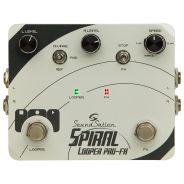 0 SOUNDSATION - Looper a pedale stereo con FX