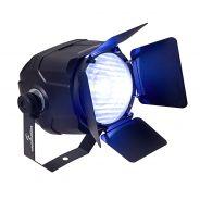 0 SOUNDSATION - Faro LED da 100W COB bianco caldo/freddo per applicazioni teatrali
