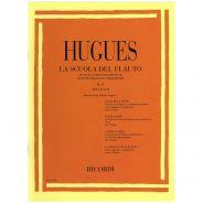 1 L. Hugues Ricordi La Scuola Del Flauto Op. 51 - I Grado