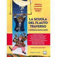 Edizioni Curci O. Maffeis, S. Lombardi La Scuola del Flauto Traverso