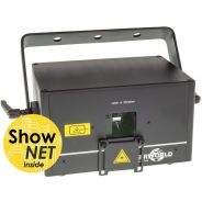 Laserworld DS-1000RGB con Interfaccia ShowNET - Laser RGB 900 mW