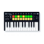 Novation Launchkey Mini MKII - Controller 25 Tasti 01