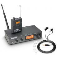 0 LD Systems MEI 1000 G2 B 5 - Sistema di Monitoraggio Individuale senza Fili