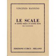 Edizioni Curci V. Mannino Le Scale in Doppie Terze e Doppie Seste