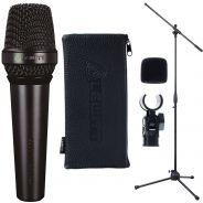 Lewitt MTP 250 DM Bundle Microfono Dinamico per Voce con Asta Microfonica