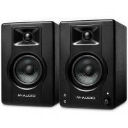 M-Audio BX3 - Coppia di Monitor da Studio Due Vie 25W+25W