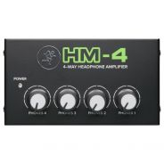 Mackie HM 4 - Amplificatore per Cuffie 1 In/4 Out