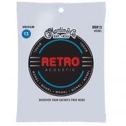 Martin & Co. - MM13 Retro Acoustic Medium/Light Monel Wound 13-56