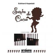 Metodo per Percussioni Eckhard Kopetzki Samba de Cacao
