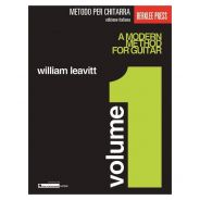 Hal Leonard Metodo Moderno per Chitarra Volume 1