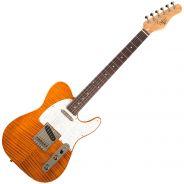 Michael Kelly Guitars Enlightened Classic 50 Amber - Chitarra Elettrica T-Style