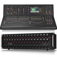 Midas M32 Live Mixer Digitale con Stage Box DL32