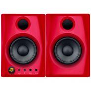 Monkey Banana Gibbon Air Red - Coppia Monitor da Studio 60W con Bluetooth