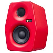 Monkey Banana Turbo 4 Red - Monitor Cassa da Studio Attiva Biamplificata 50W