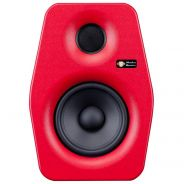 Monkey Banana Turbo 5 Red - Monitor Cassa da Studio Attiva Biampificata 80W