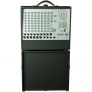Montarbo 459S - Mixer Stereo Amplificato 8 Ch