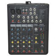 Montarbo FiveO F62X - Mixer 6 Ch con Effetti
