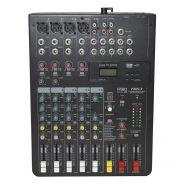 Montarbo FiveO F82CX - Mixer 8 Ch con Effetti