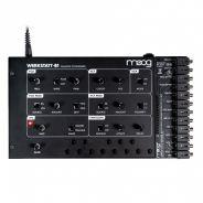 Moog Werkstatt-01 con CV Expander - Kit per Assemblare un Synth Analogico Monofonico