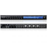 Motu Monitor 8 - Mixer Monitor 24x16x8 / Amplificatore per Cuffie a 6 Canali / Interfaccia Audio USB/AVB