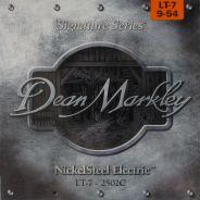 Dean Markley 2502C LT-7 - Muta per Chitarra Elettrica 7 Corde (09/054)