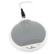 Soundsation BM-630W - Microfono Boundary Bianco
